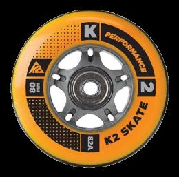 Günstiges 80mm-Rollenset (K2) bei ebay